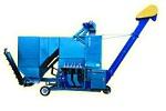 Самоходная зерноочистительная машина